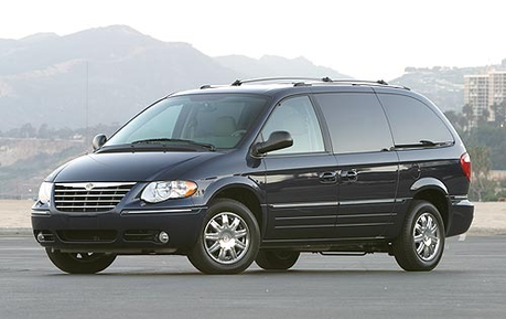 درخت Hugger would have a 2005 Chrysler Town & Country. What would The Smooze have?