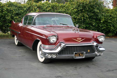 Big Mac would drive a 1957 Cadillac Sedan DeVille. what would Limestone Pie have?