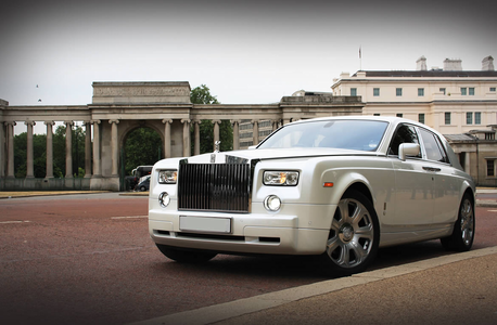Spoiled Rich would have a 2011 Rolls Royce Phantom. What would The Hoffields drive?