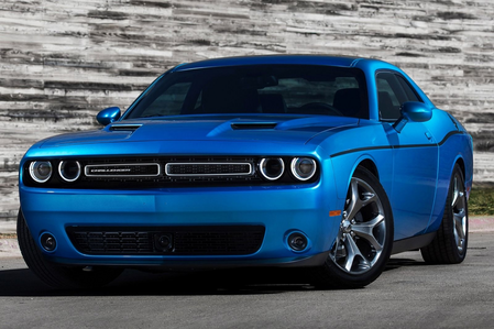 My answer will never change. Dodge Challenger. What would Soarin have?
