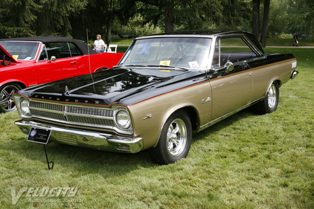 Berry cú đấm would have a 1965 Plymouth Sattelite. What would Tom have?
