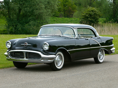 Maud Pie would drive a 1956 Oldsmobile Super 88. What would King Sombra drive?