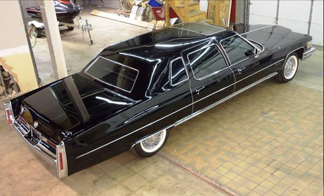 King Sombra would drive a 1976 Cadillac Fleetwood Series Seventy-Five Limousine. What would Zecora ha