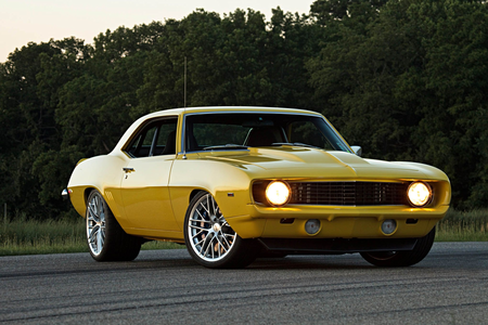 applejack کی, اپپلیجاک would drive a 1969 Chevy Camaro. What would Derpy have?