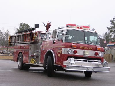 Gilda would have a 1968 Ford Firetruck. What would All Aboard have?