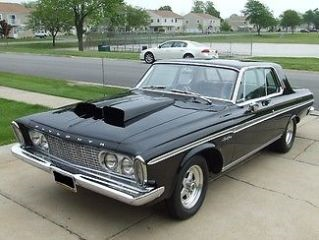 Babs Seed would have a 1963 Plymouth Fury. What would Milky Way have?