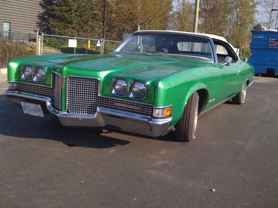 Bon Bon would have a 1971 Pontiac Grand Ville. What would Lyra have?