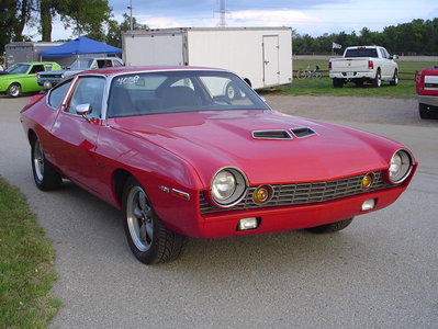 Nightmare Rarity would have a 1974 AMC Matador. What would Nightmare Moon have?