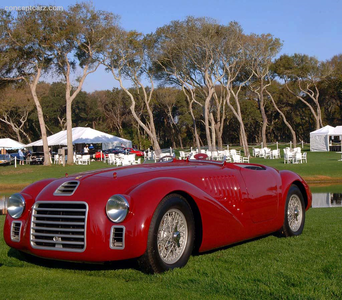 Princess Ember would have a 1947 Ferrari 125S. This car is madami expensive than the 250 GTO. What woul