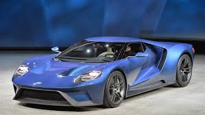 Silver Spoon has a brand new Ford GT. What would Sapphire Shores drive?