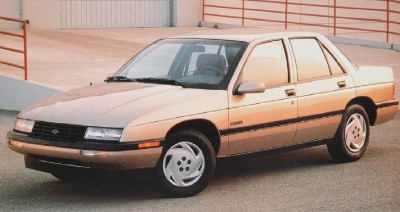 limon Drops has a 1993 Chevrolet Corsica. What would Big Mac have?