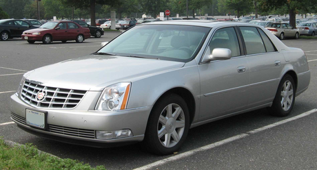 Lyra has a 2007 Cadillac DTS. What does Sir parang buriko Moore have?