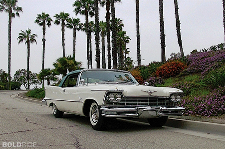 Octavia has a 1957 Chrysler Imperial. What does Countless Coloratura have?