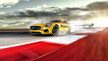 Countess Coloratura would drive a 2015 Mercedes AMG GT. What would King Torch have?