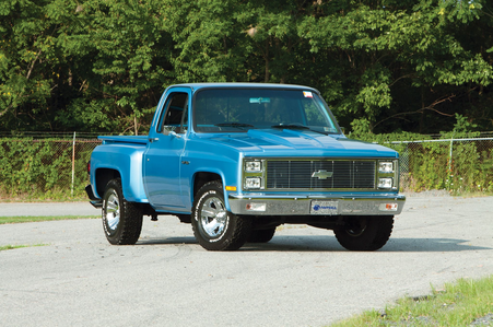 I'm down for that! :D Carrot 상단, 맨 위로 would drive a 1982 Chevy C10. What would Colgate have?