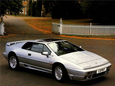 Dr. Whooves would drive a 1989 Lotus Esprit SE. What would Maud Pie have?