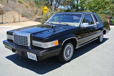 Limestone has a 1982 Ford Thunderbird. What does Octavia have?