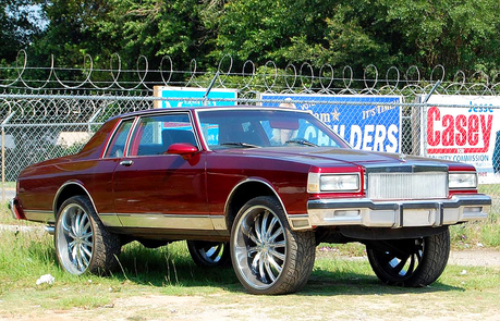 Discord has a 1987 Chevy Caprice. What would Gilda drive?