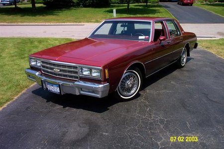 Gilda has a 1984 Chevrolet Impala. What does Doughnut Joe have?