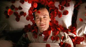 "ROUND 1 : Post a picture from a movie starting with ""A"" Mine : AMERICAN BEAUTY I hope toi will li"