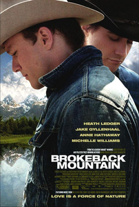 Brokeback Mountain! Cried at this film! Amazing!