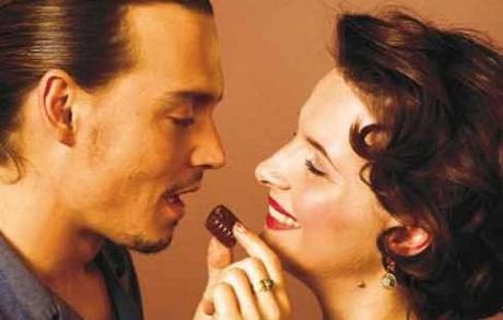 CHOCOLATE.... Vianne & Roux