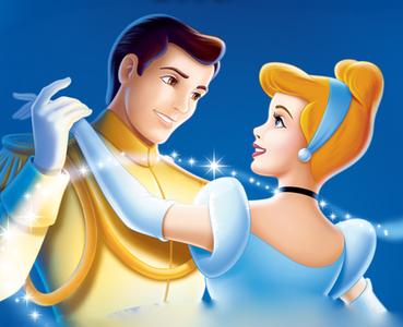 Золушка : Золушка and Prince Charming