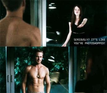 Crazy Stupid Love (2011) with Ryan Gosling and Emma Stone