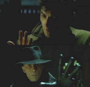 "🌟ROUND 4 // D : A dark picture from a movie starting with ""D"" Mine : Dark city (1998) Round 3 is"