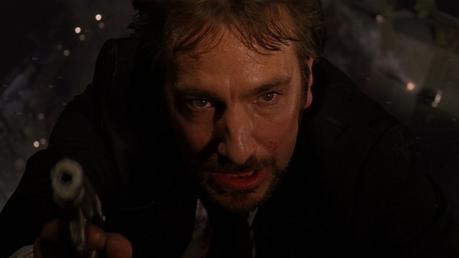 Die Hard: Hans Gruber (Alan Rickman) is the hotttttttest villain ever !!! (#^.^#) p.s . is it dark