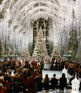 Christmas Eve, Harry potter