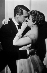 Round 56:  An Affair To Remember, starring Cary Grant and Deborah Kerr (they share a kiss on New Ye
