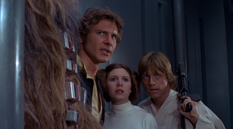Star Wars: Episode IV - A New Hope.  is this ok?