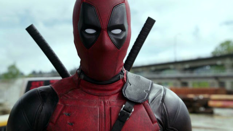 Would a red suit be okay? :) Deadpool from Deadpool (2016)
