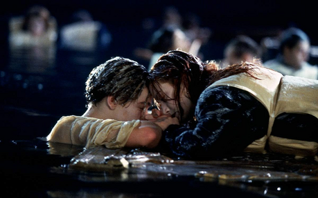 Titanic- Rose letting go of Jack (I can change it if it doesn't fit)