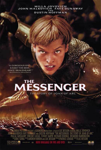 and for round 113 (Saint)...The Messanger The Story of Joan of Arc