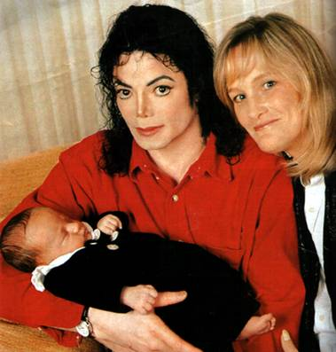 The Jackson family back in 1997