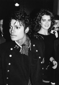 Michael and Brooke back in 1984