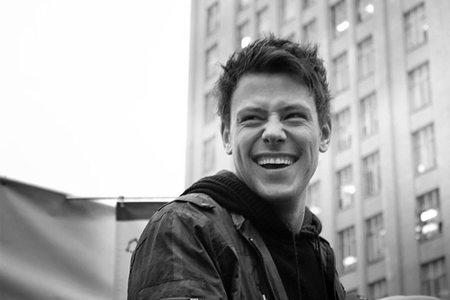 I just adore this picture so much because Cory just looks so happy, so very truly happy. And I feel L