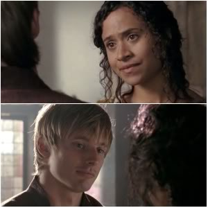 + Best moment(s): Oh there were few. Arwen scene for one, Arthur helping Merlin and refusing to fol