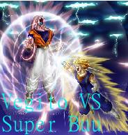 Vegito vs buu my fav