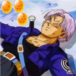From my little story about future trunks I post this icon called hope :D (is a fan made, not from rea