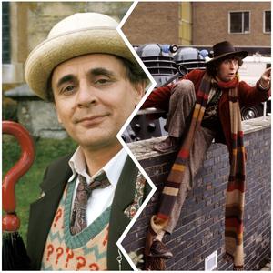 Daleks. Seventh Doctor vs. Fourth Doctor