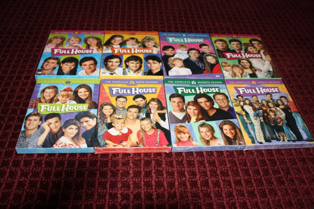 I have all the seasons on DVD. I can never miss it :)