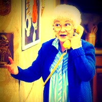 6. On the phone