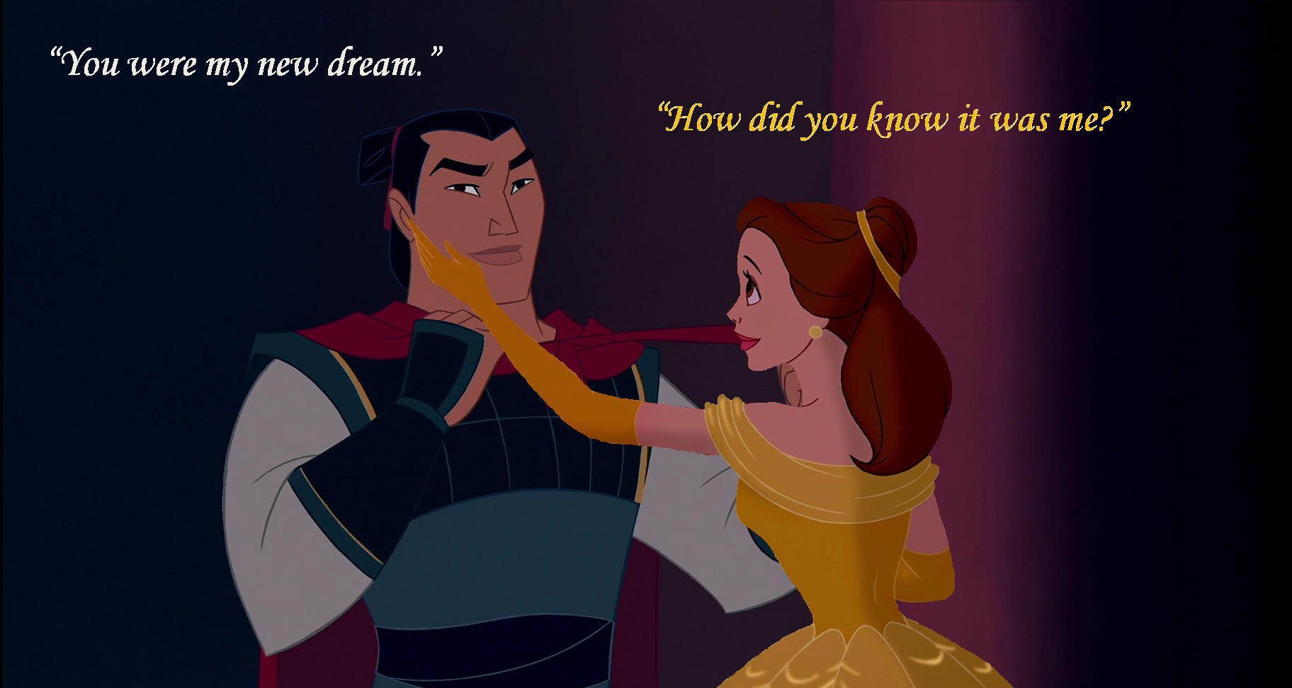 crossover quote disney crossover fanpop page 2