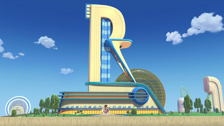 Meet the Robinsons <3 I want a picture of someone who is fall in l'amour