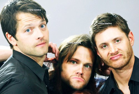 liam Hemsworth misha jared or jensen