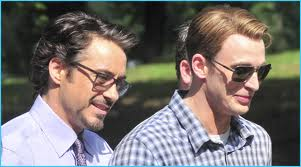 Both :), but if I have to pick one then I'll pick John <3 Robert Downey Jr. or Chris Evans?