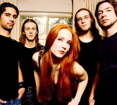 Here's mine! Epica, of course :)